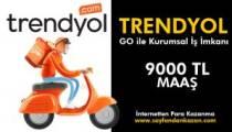 TrendyolGo İş Fırsatı