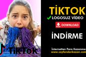 TİKTOK Logosuz Video İndirme